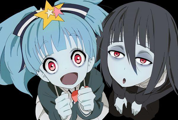 Tags: Anime, Pixiv Id 45967, Zombieland Saga, Hoshikawa Lily, Yamada Tae