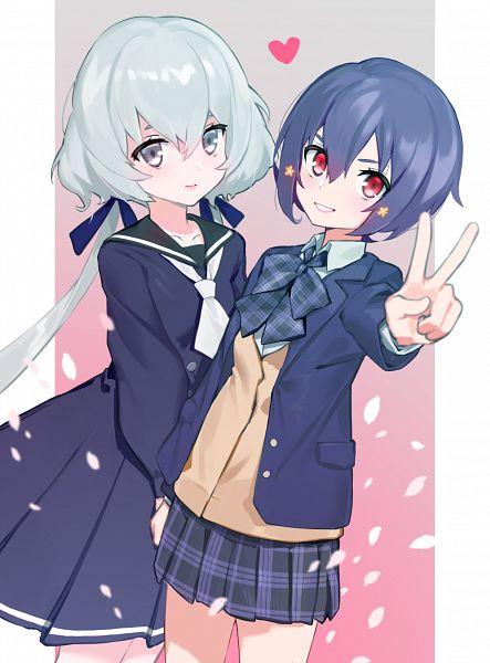Tags: Anime, Pixiv Id 4631539, Zombieland Saga, Mizuno Ai, Konno Junko