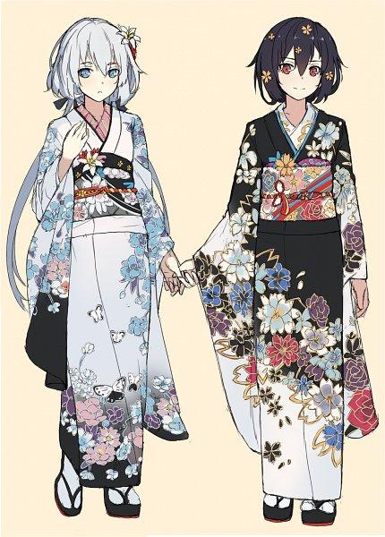Tags: Anime, Weiyinji Xsk, Zombieland Saga, Konno Junko, Mizuno Ai