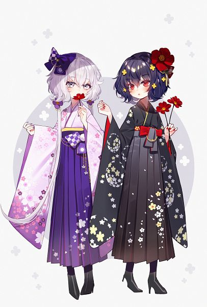Tags: Anime, Pixiv Id 5305104, Zombieland Saga, Mizuno Ai, Konno Junko, Fanart, Fanart From Pixiv, Pixiv