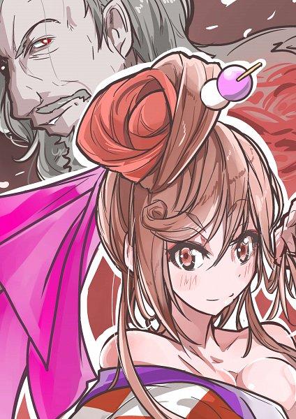 Tags: Anime, S040784, Zombieland Saga, Yuugiri (Zombieland Saga), Character Request