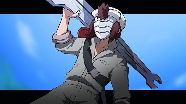 Tags: Anime, Pixiv Id 23197043, Yu-Gi-Oh! SEVENS, Yu-Gi-Oh!, Zomyoji Caterpillio, Fanart From Pixiv, Pixiv, Fanart