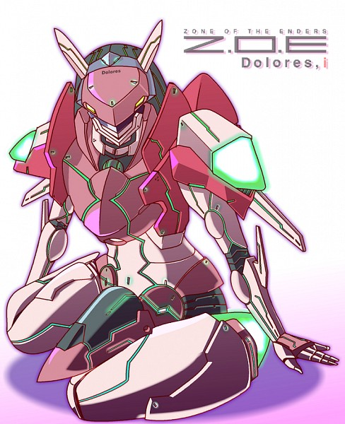 Tags: Anime, Joy@Uc5, Zone of the Enders: Dolores I, Zone of the Enders