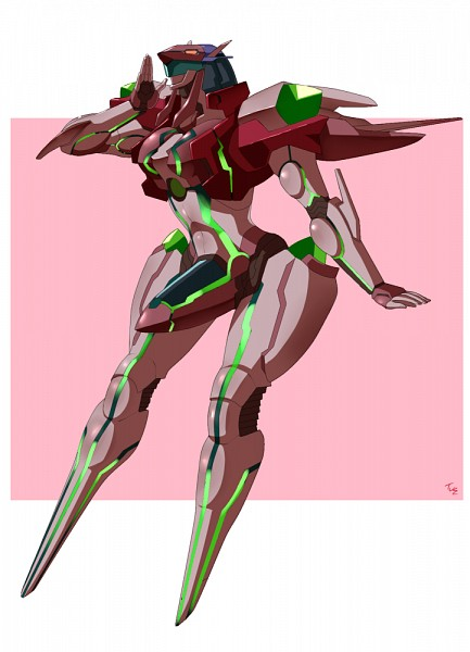 Tags: Anime, Pixiv Id 183406, Zone of the Enders: Dolores I, Zone of the Enders