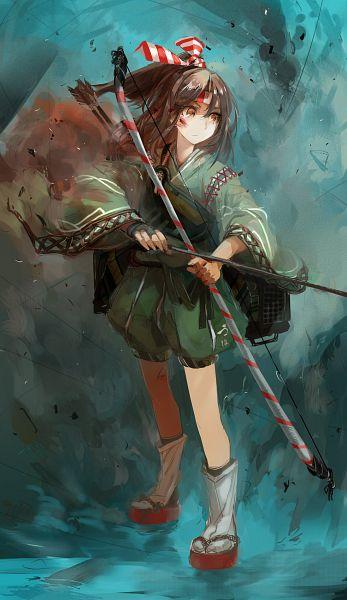 Tags: Anime, Pixiv Id 4037009, Kantai Collection, Zuihou (Kantai Collection)