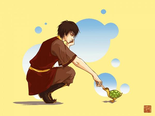 Tags: Anime, Kirui, Avatar: The Last Airbender, Zuko, Turtle, Fanart, deviantART, Fanart From DeviantART