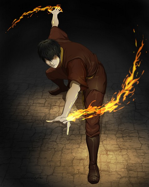Tags: Anime, Doubleleaf, Avatar: The Last Airbender, Zuko, deviantART