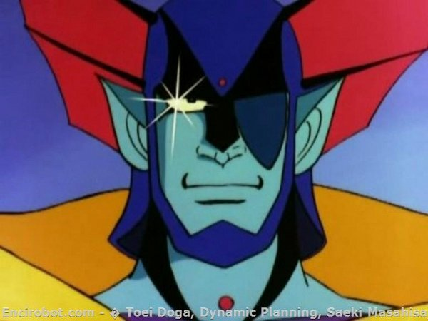Tags: Anime, Ufo Robo Grendizer, Zuril