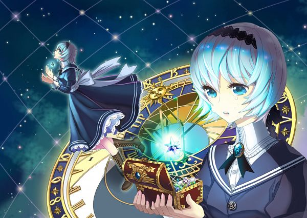 Tags: Anime, briska, Treasure Chest, Treasure, Original