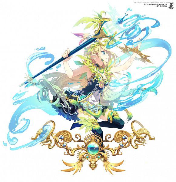 Tags: Anime, c.seryl, Original, Pixiv