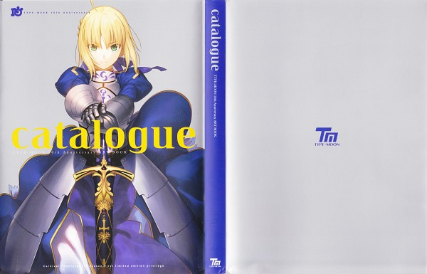 catalogue - TYPE-MOON