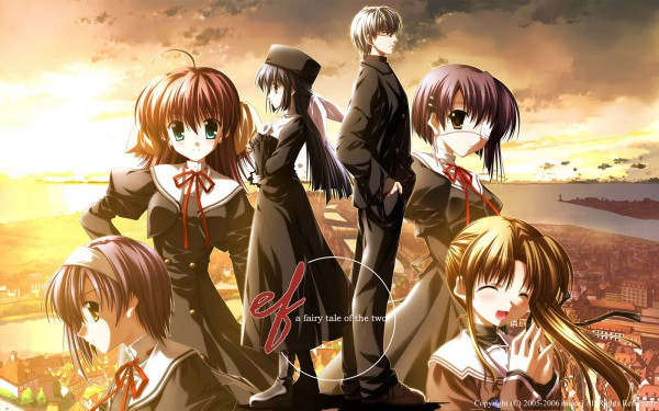 ef - a fairy tale of the two. - Minori