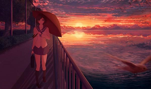 Tags: Anime, ehl, Pixiv, Original