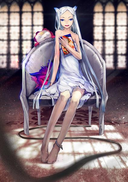 Tags: Anime, el-zheng, Pixiv, Original