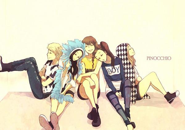 f(x) - K-pop