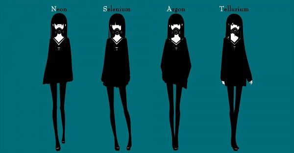 Tags: Anime, haru@, Element, Pixiv, Original, Facebook Cover, Wallpaper