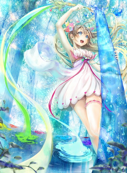 Tags: Anime, keepout, Bright Colors, Detailed, Streamers, Original