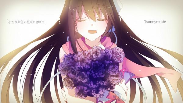 Tags: Anime, Nanna (Irasutokanakili), VOCALOID, kokone (VOCALOID), Bucket, Fanart From Pixiv, Pixiv, Fanart