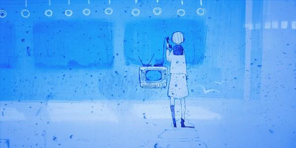 Tags: Anime, menruiko, Weird, Pixiv, Original, Facebook Cover