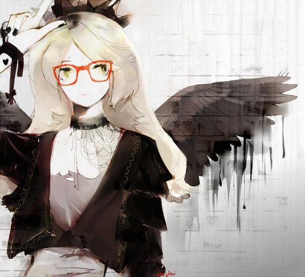 Tags: Anime, mrFatso, Original, deviantART