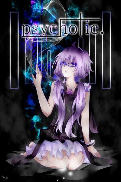 Tags: Anime, Tyouya, Voiceroid, VOCALOID, Yuzuki Yukari, Mobile Wallpaper, Pixiv, psychotic.