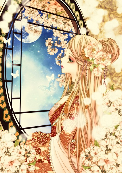 Tags: Anime, sizh, Pixiv, Original, Mobile Wallpaper