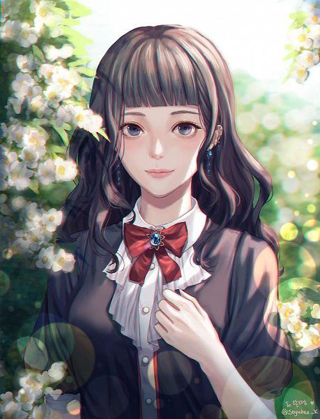 Tags: Anime, soyubee, Original, Pixiv