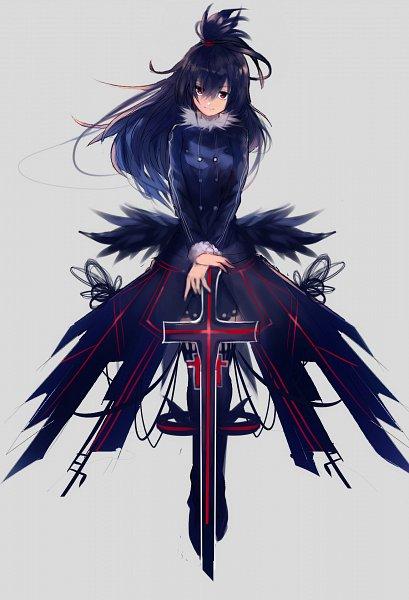 Tags: Anime, tarbo, Pixiv, Original