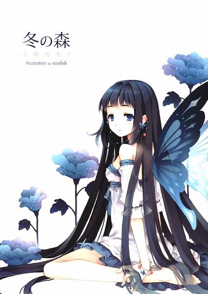 Tags: Anime, tearfish, Mobile Wallpaper, Original