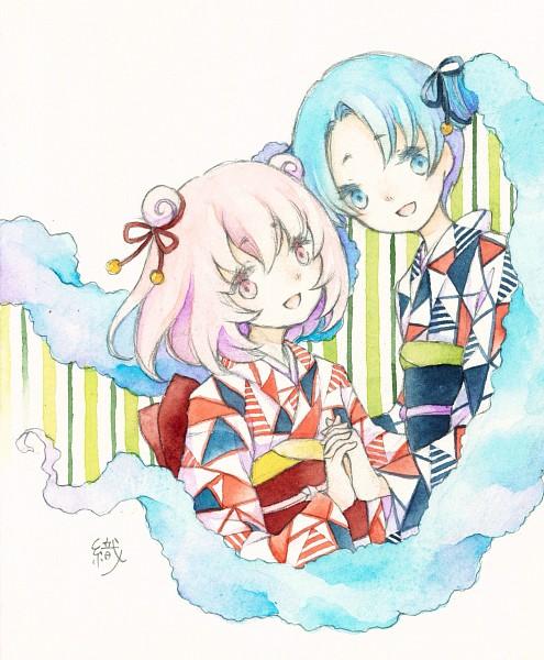 Tags: Anime, Pixiv Id 4199117, xxxHOLiC, Moro-dashi, Maru-dashi, Fanart From Pixiv, Fanart, Pixiv